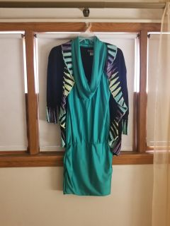 Xl dress with cover up