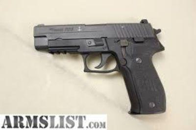 For Trade: Sigp226 Mk25 9mm