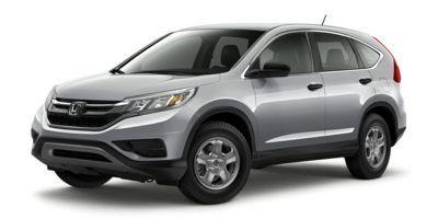 2016 Honda CR-V LX (Black)