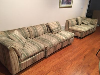 5 pieces Sectional Sofa