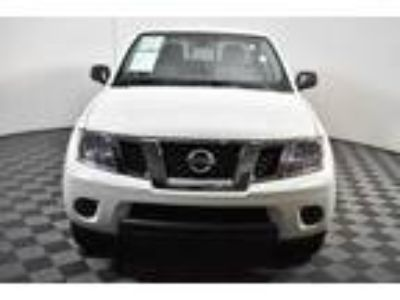 used 2017 Nissan Frontier for sale.
