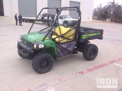 2017 John Deere Gator XUV 825E 4x4 Utility Vehicle