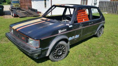1984 VW Rabbit GTI