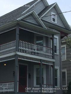 Apartment Rental - 233 Whittier Ave