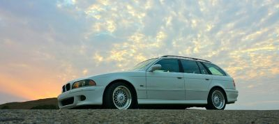 2001 BMW 525it, California