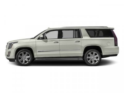 2017 Cadillac Escalade ESV Luxury (Crystal White Tricoat)