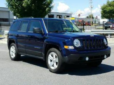 Safe & Reliable...   2012 Jeep Patriot (Latitude 4x4)