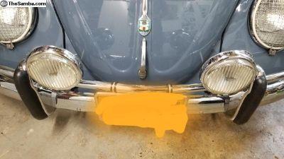 VW Fog Lights (Pair)