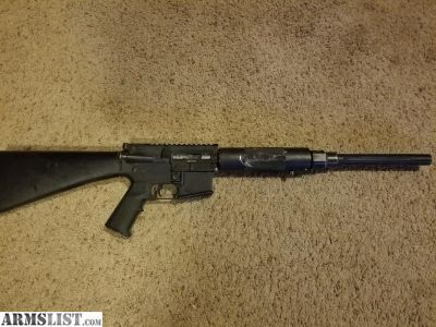 For Sale/Trade: Spirit arms custom ar-15