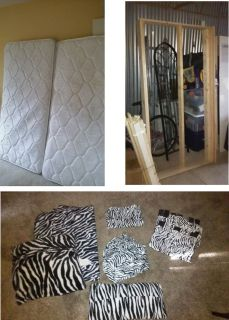 Twin bed mattresses plus extras