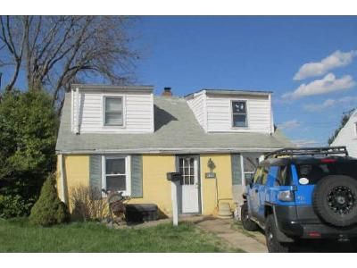 4 Bed 1 Bath Foreclosure Property in Dundalk, MD 21222 - Meath Rd