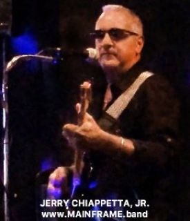 Live Classic Rock Solo Performance by Jerry Chiappetta, Jr. of MAINFRAME