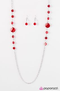 PAPARAZZI NECKLACE EARRINGS SET NWT