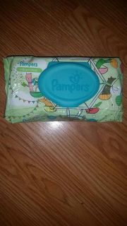 Pampers baby wipes - check out my fill a bag sale