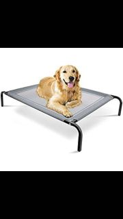 ISO elevated dog bed