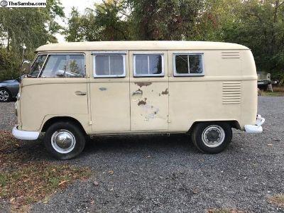 1963 Splitty - Sundial Camper