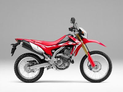 2018 Honda CRF250L ABS Dual Purpose Motorcycles Goleta, CA