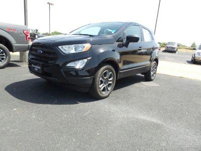 2018 Ford EcoSport S (Shadow Black)