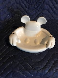 Mickey Mouse Soap Dish