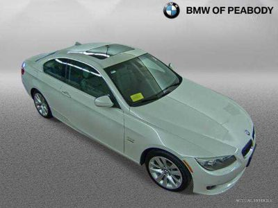 Used 2012 BMW 3 Series 2dr Cpe AWD