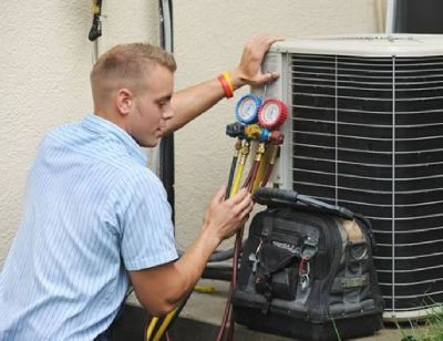 Make AC a capable machine by AC repair Sunrise