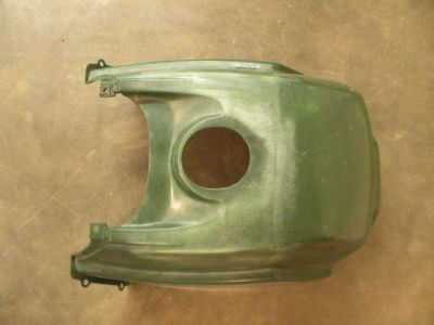 Sell YAMAHA BEAR TRACKER 250 FUEL TANK FENDER COVER YFM250 motorcycle in Rector, Arkansas, US, for US $19.95