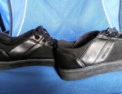 KENNETH COLE REACTION BLACK CASUAL SHOES