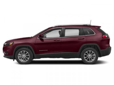 2019 Jeep Cherokee Latitude Plus (Velvet Red Pearlcoat)