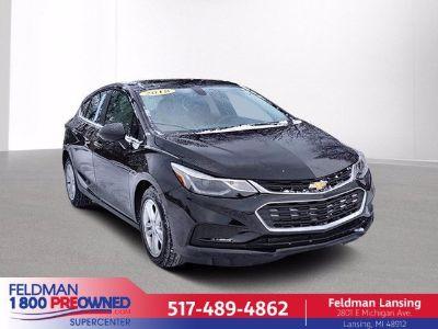 2018 Chevrolet Cruze LT (Black)