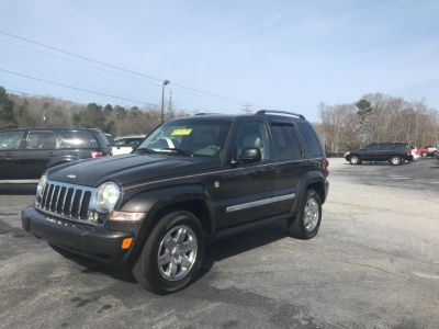 2005 Jeep Liberty Limited (Grey)