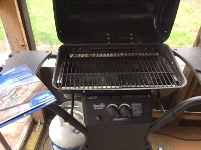 "Gas Grill Small 12"" by 20"""