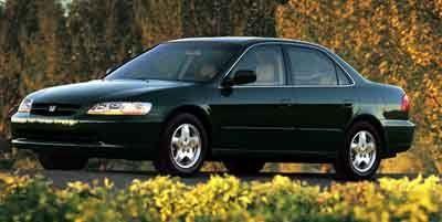 2000 Honda Accord EX (GOLD)