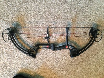 Hunting and competition Bow for sale $400.