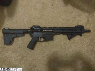 For Trade: AR pistol for LH bow