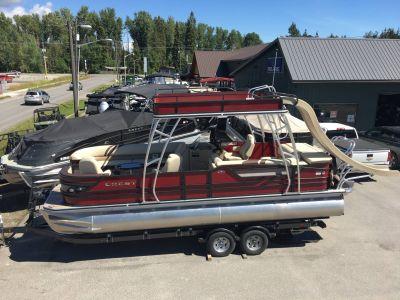 2018 Crest Marine CLASSIC 250 L Pontoons Boats Ponderay, ID