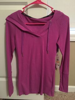 Calvin Klein (size Small) Hooded