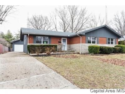3 Bed 2 Bath Foreclosure Property in Springfield, IL 62704 - Andover Dr