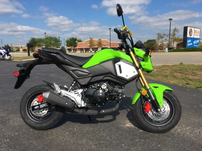 2019 Honda Grom Sport Motorcycles Crystal Lake, IL