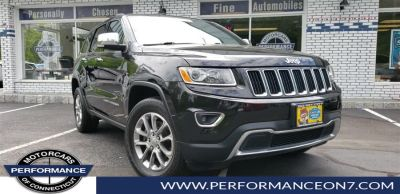 2015 Jeep Grand Cherokee 4WD 4dr Limited (Brilliant Black Crystal Pearlcoat)