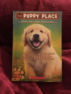 The Puppy Place - Goldie