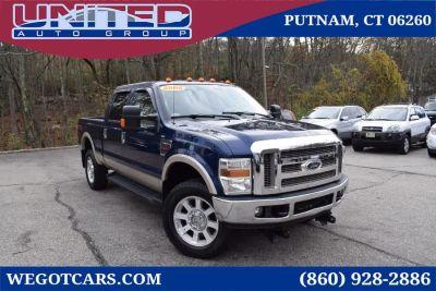 2008 Ford RSX XL (Dark Blue Pearl Metallic)