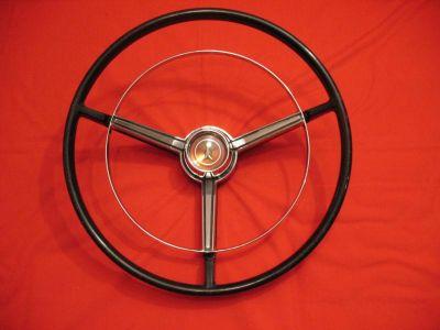 Buy 1966 Plymouth Sport Fury Steering Wheel motorcycle in Minneapolis, Minnesota, US, for US $175.00