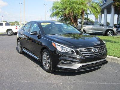 2017 Hyundai Sonata (BLACK)