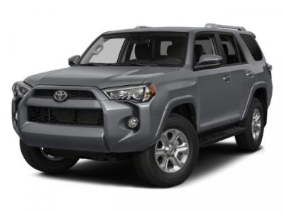 2015 Toyota 4Runner Limited (Red)