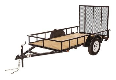 2019 Carry-On Trailers 5X10LGW2K Utility Trailers Ponderay, ID