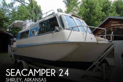 1978 Seacamper 24