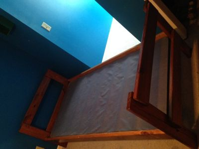 Twin bed frame OBO