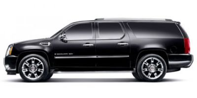 2011 Cadillac Escalade ESV Luxury (Black Ice Metallic)