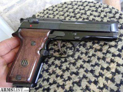 For Sale/Trade: * Beretta 92sb COMPACT* rare 1980's high cap
