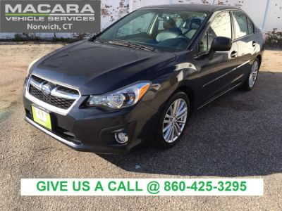 2013 Subaru Impreza 2.0i Limited (Dark Gray Metallic)